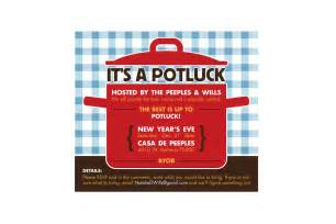 potluck invitation wording for office images