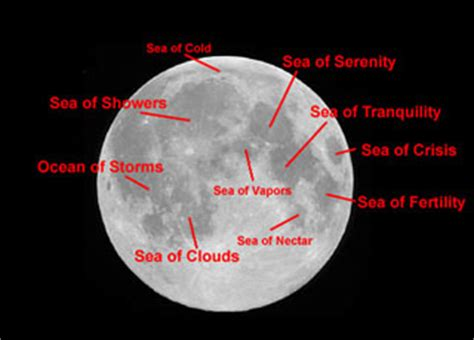 Where Is The Sea Of Showers by A Look At The Moon Part 2 Christian