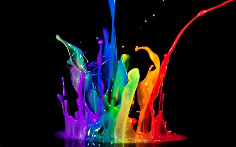 color splash wallpapers color splash wallpapers