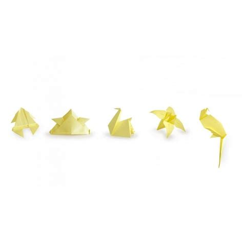 Origami With Sticky Notes - origami sticky notes pulju net
