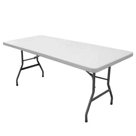 mesa plegable tablon de    cm mesas plegables zeus
