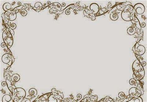desain kartu ucapan bunga contoh desain bingkai undangan pernikahan bisnis borneo