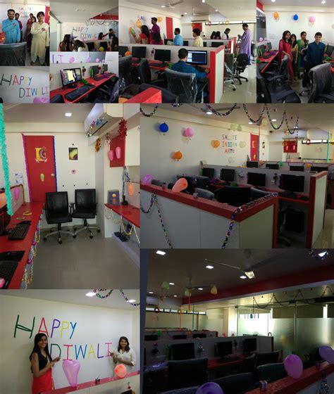 Desk Decoration Ideas For Diwali by Diwali Celebration At Webpixel Technologies