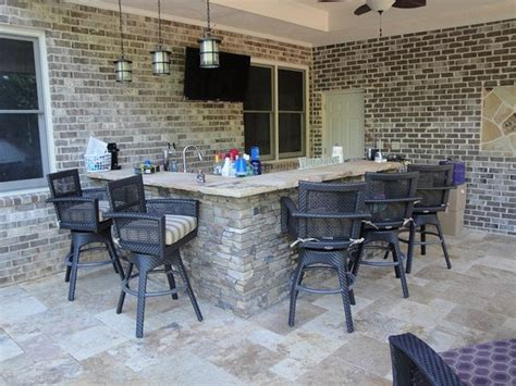 backyard bar and grille outdoor kitchen bar and grill traditional patio