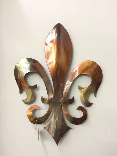 metal fleur de lis wall decor 28 images woodland