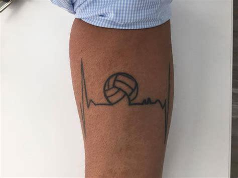 imagenes de tatuajes de voleibol tatuaje2 waterpolo