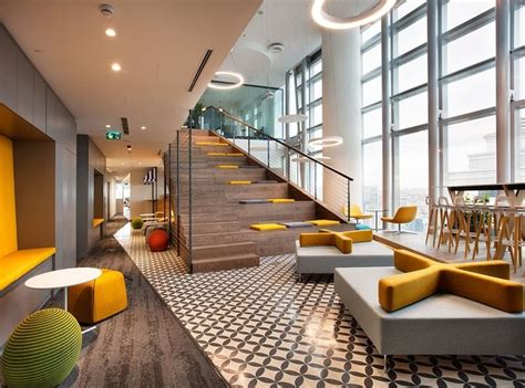 Corporate Office Interior Design Ideas Best 25 Open Office Ideas On Open Office Design Open Space Office And Commercial