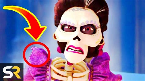 coco easter eggs easter eggs and references you missed in pixar s coco