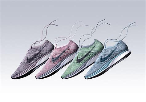 Nike Flyknit Racer Macaroon Pack Blue nike flyknit racer macaroon pack release date