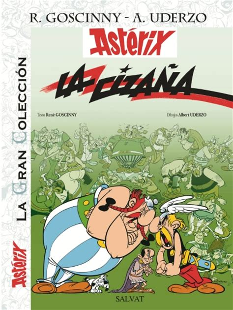 asterix 15 la cizaa 8421689800 couvertures images et illustrations de ast 233 rix tome 15 la zizanie de albert uderzo ren 233 goscinny