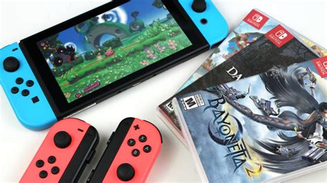 Kaset Nintendo Switch Just 2018 Feature The Nintendo Switch Retail Of 2018 Nintendo