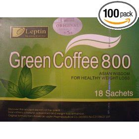 Murah Capsule Diet Green Coffee Supplement Leptin weight loss products