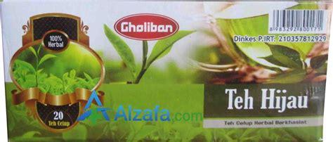 Minuman Teh Hijau teh hijau alzafa store