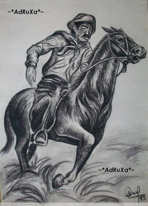 imagenes de gauchos para dibujar faciles el gaucho y su caballo adriana wozniak artelista com