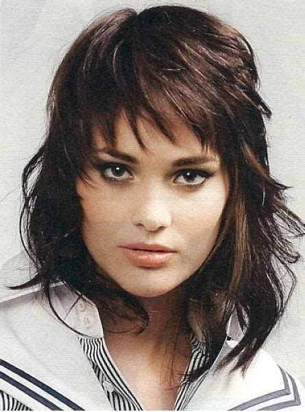 gypsy hair cuts for thin hair pictures shaggy hairstyles gypsy shag haircuts with bangs for