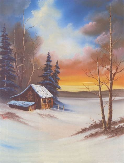 best bob ross painting the 25 best bob ross paintings ideas on bob