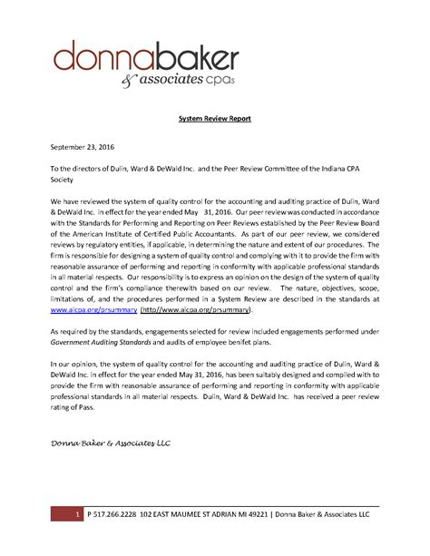 cpa comfort letter exle professional opinion letter cpa docoments ojazlink