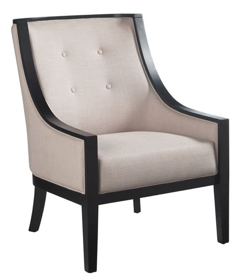 linen armchair cyrano linen fabric arm chair from sunpan 17232