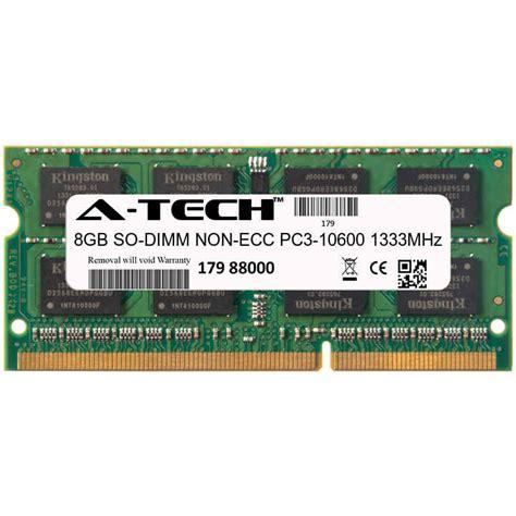 V Ddr3 8gb Pc 10600 12800 Ecc Server Memory 8gb sodimm acer aspire v5 573g 9491 v5 573pg v7 481 6607