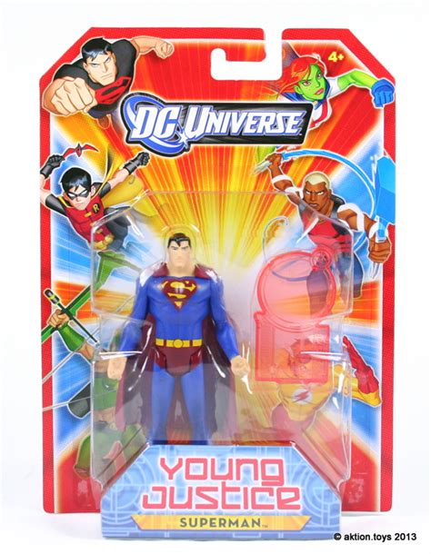 summary justice an all action 1408708728 dc universe young justice league superman robin green lantern 4 quot action figures