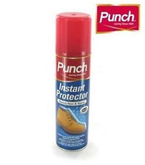 couch protector spray punch instant shoe protector spray 200ml ebay