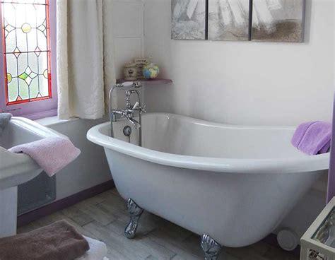 chambre avec baignoire chambre douceur