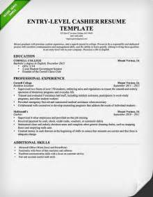 sample resume for cashier in gas station 2