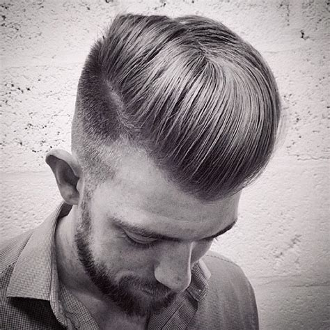jelly roll hairstyle greaser hairstyles the jelly roll and duck s ass