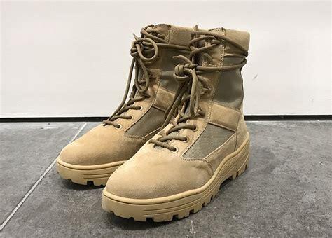 yeezy season  boots sneaker bar detroit