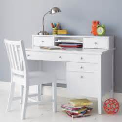Kids White Desk desks and chairs kids room decor