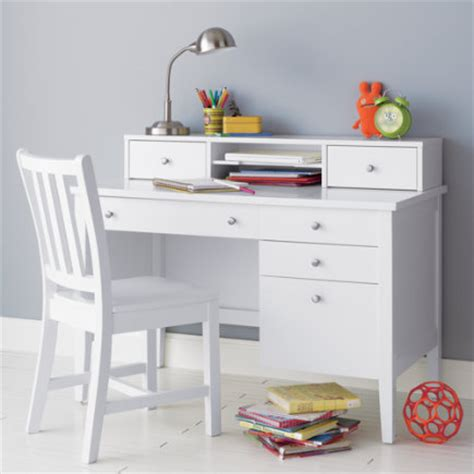childrens white desks desks and chairs room decor