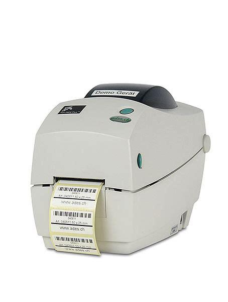 Etiketten Zebra by Zebra Tlp2824 Plus Etikettendrucker Ades