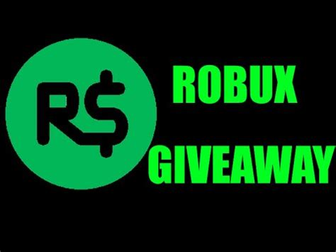 roblox 500 robux giveaway 4 closed youtube - Roblox Robux Giveaway