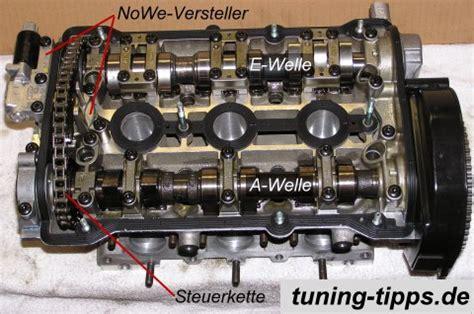 Audi Nockenwelle by Tuning Tipps Nockenwellensteuerzeiten Am 5 Ventiler