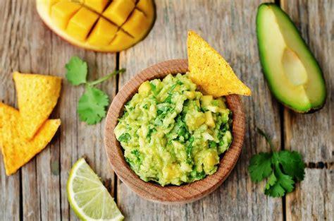 cuisiner les avocats guacamole festif