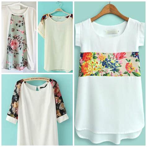 T Shirt Handmade - 25 best ideas about t shirt refashion on diy