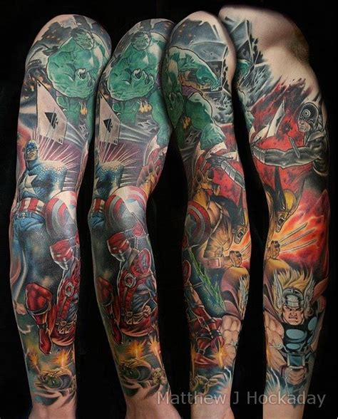 avengers tattoo sleeve 31 best images about tattoos on captain