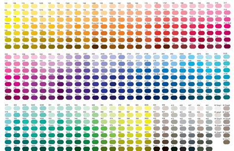 pantone color names one hundred colours of dove gluestick mum