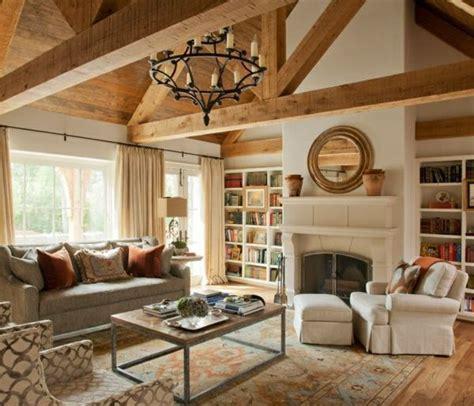 wohnzimmer ideen landhausstil das wohnzimmer rustikal einrichten ist der landhausstil