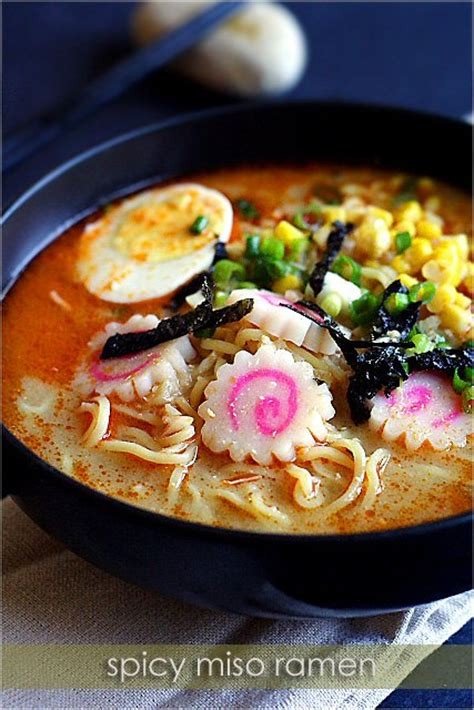 libro japanese soul cooking ramen miso ramen learn my shortcut to delicious ramen rasa malaysia