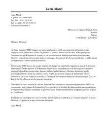 lettre de motivation service client 232 le exemple lettre de