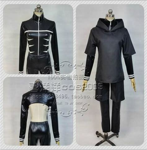 tutorial ali cosplay tokyo ghoul ken kaneki cosplay costume on aliexpress com