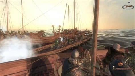 mount and blade viking conquest guide watch vikings getting up to no good in mount blade warband viking conquest pcgamesn