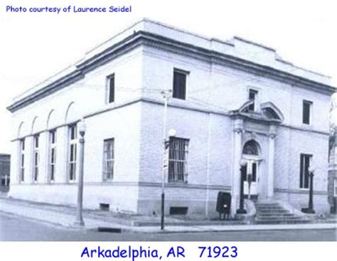 Arkadelphia Post Office by Arkansas Post Offices