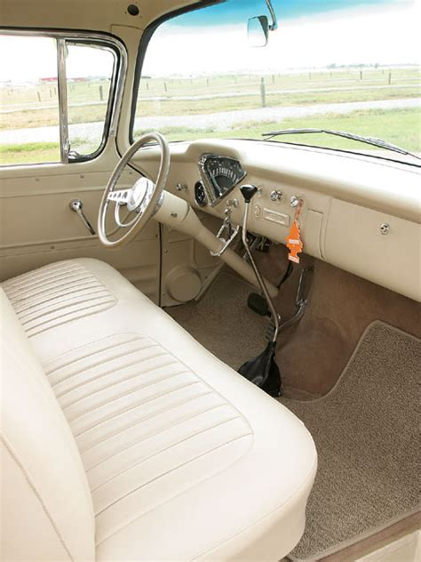 apache bench 1957 chevrolet truck seats images frompo