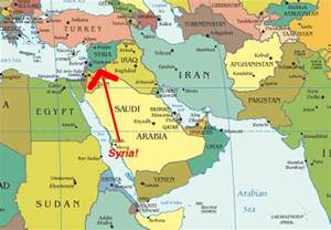 Syria Map World by Syria Commons Map Png