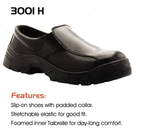 Sepatu Safety Cheetah 3001 H cheetah safety shoes 3001 h