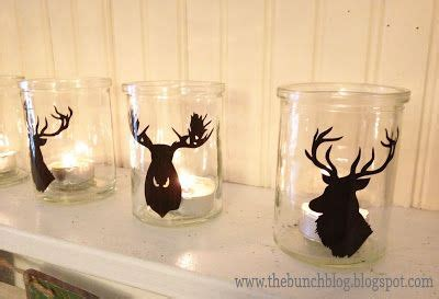 deer themed home decor hunting themed birthday party wedding plan ideas