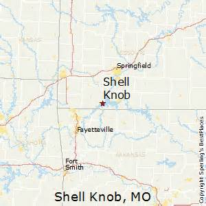 best places to live in shell knob missouri