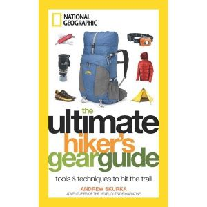 lite packer books for ultralight backpacking